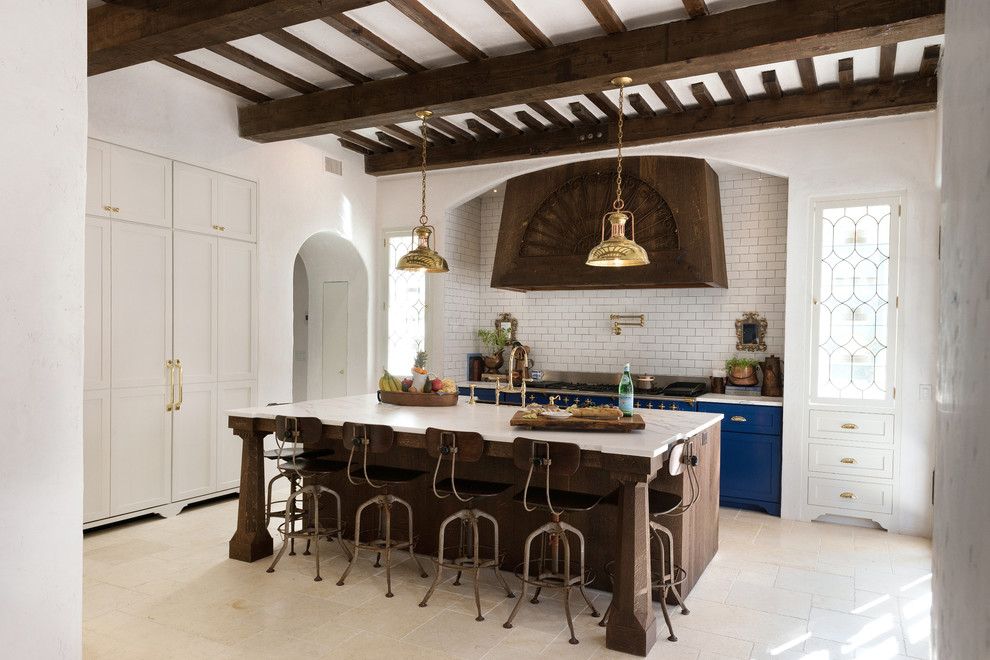 16 Astonishing Mediterranean Kitchen Designs Youll Fall In Love With