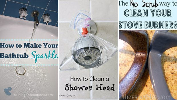 16 Clever DIY Cleaning Tips For The Home You Will Wish You Knew Sooner