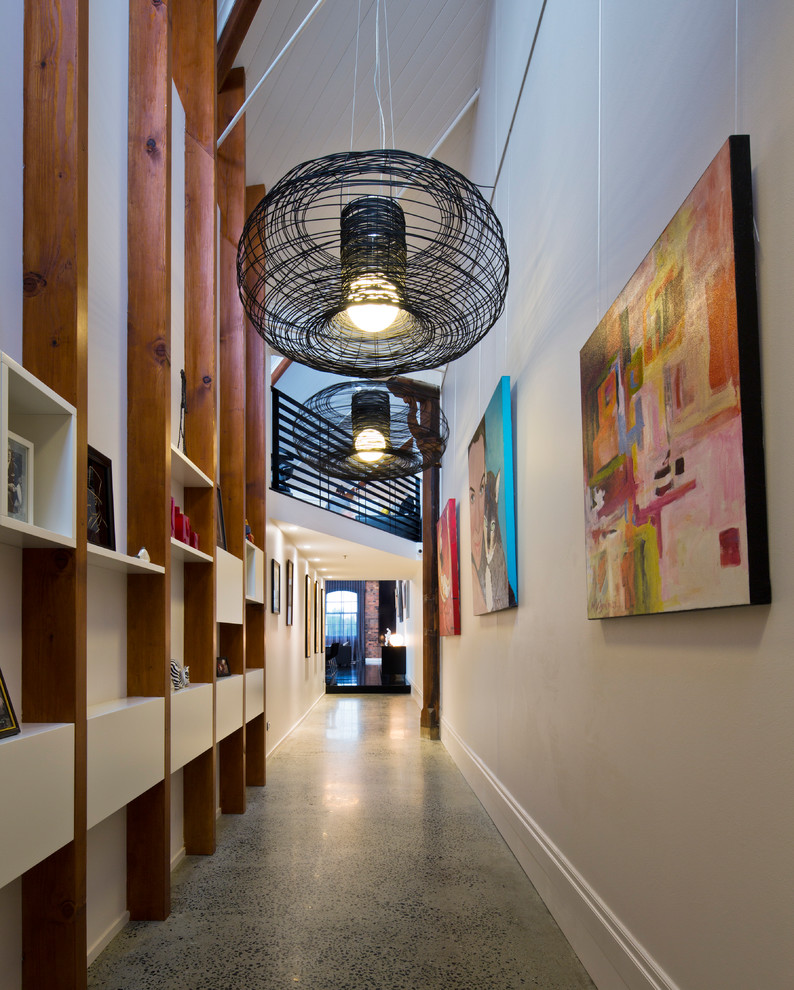16 Extraordinary Industrial Hallway Designs That Stand Out