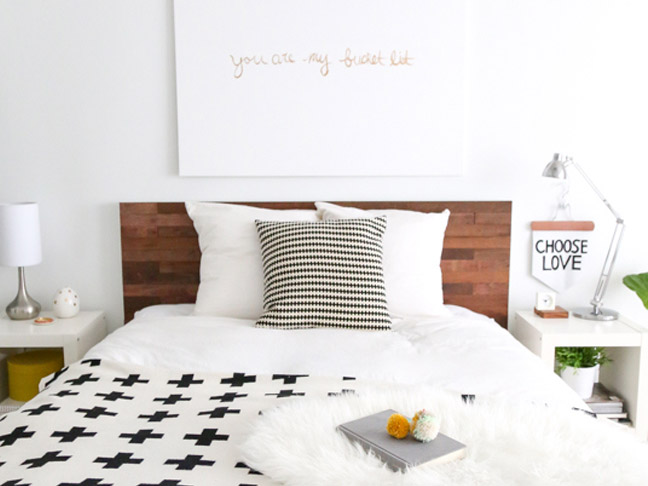 16 Great DIY Headboard Designs You Should Update Your Bedroom With