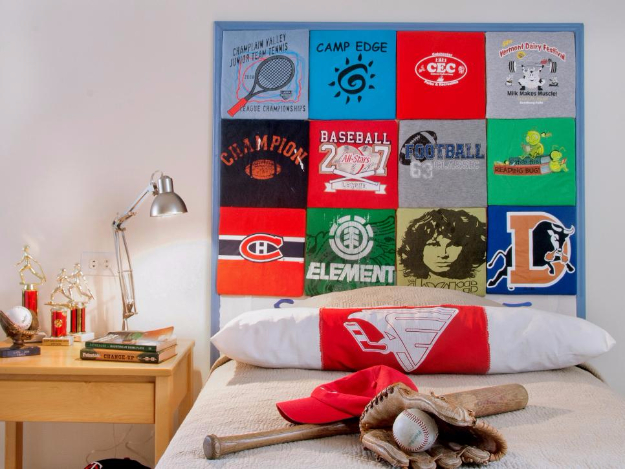 16 Super Cool DIY Decor Ideas For The Boys Room