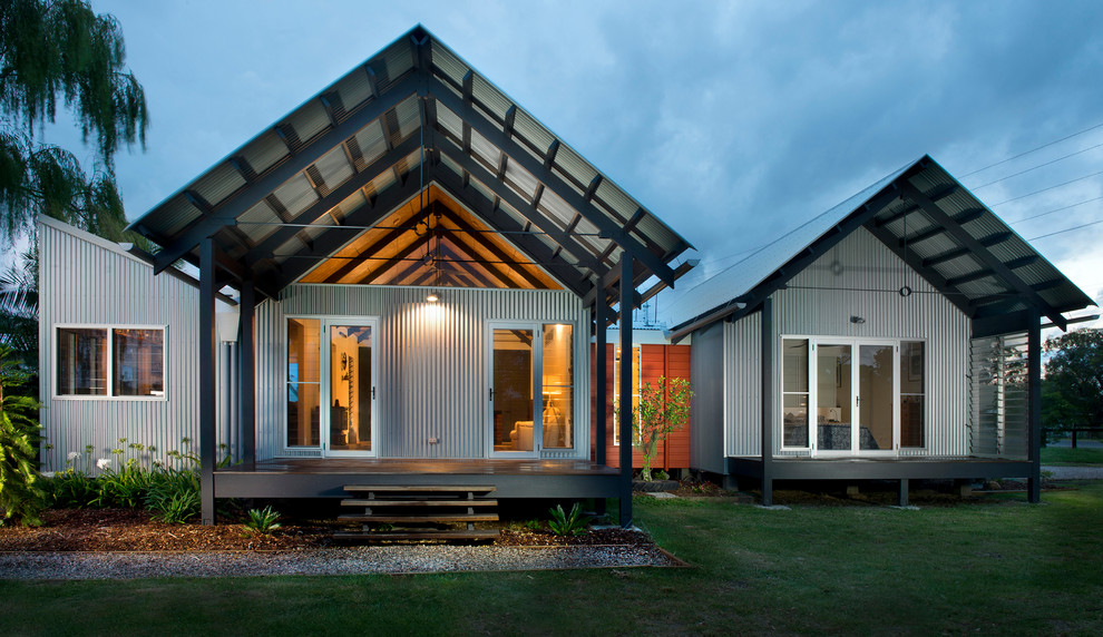 17 Tremendous Industrial Home Exterior Designs You've Never Seen Before