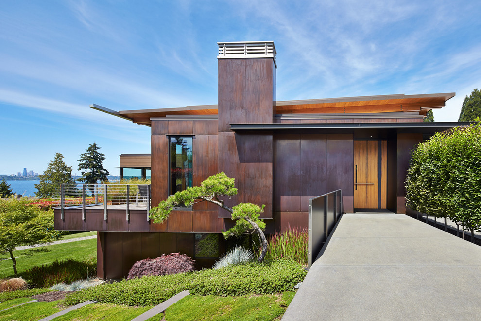 17 Tremendous Industrial Home Exterior Designs Youve Never Seen Before