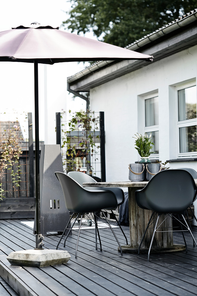 18 Fantastic Industrial Deck Designs For The Outdoor Lifestyle Lovers