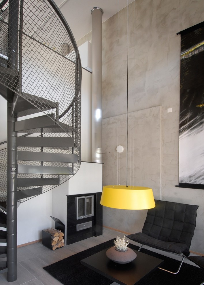 18 Outstanding Industrial Staircase Designs You'll Want In Your Loft