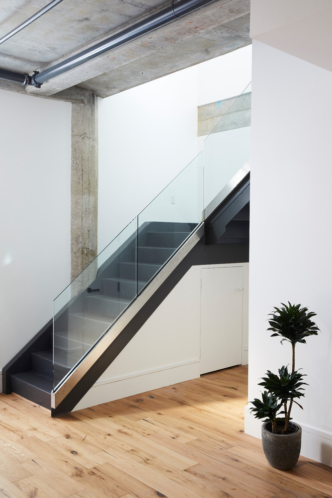 18 Outstanding Industrial Staircase Designs Youll Want In Your Loft