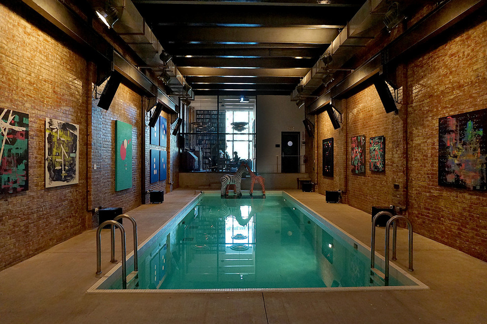 18 Spectacular Industrial Swimming Pool Designs That Will Invite You For A Dip