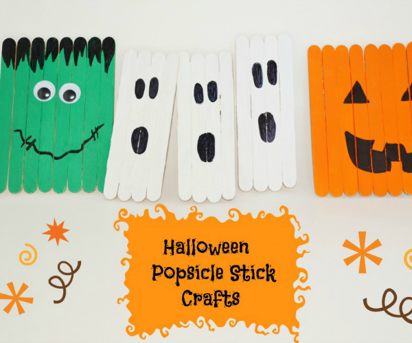 19 Kid Friendly DIY Halloween Projects That Are Inexpensive & Super Easy