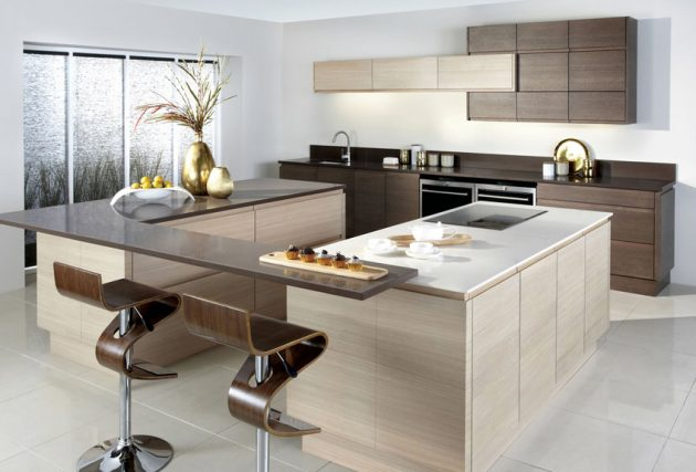 16 Outstanding Kitchen Designs For All Tastes