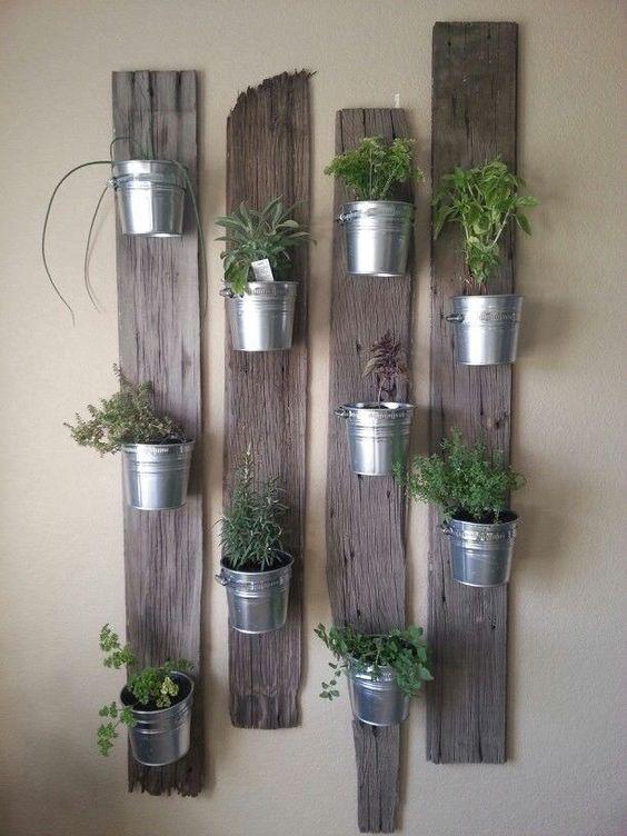 Herb Patio Garden Ideas