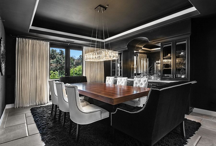 16 Captivating BlackampWhite Interior Designs That Are Worth