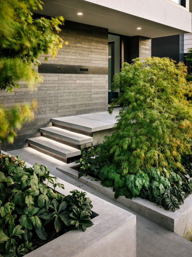 Butterfly House by John Maniscalco Architecture in San Francisco, California