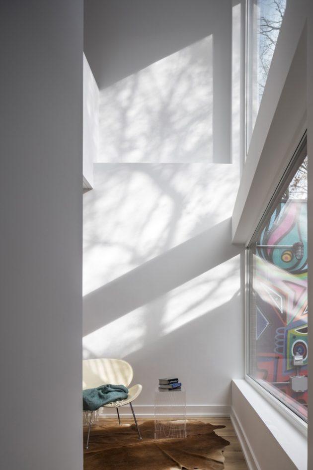 Double Duplex by Batay-Csorba Architects in Toronto, Canada