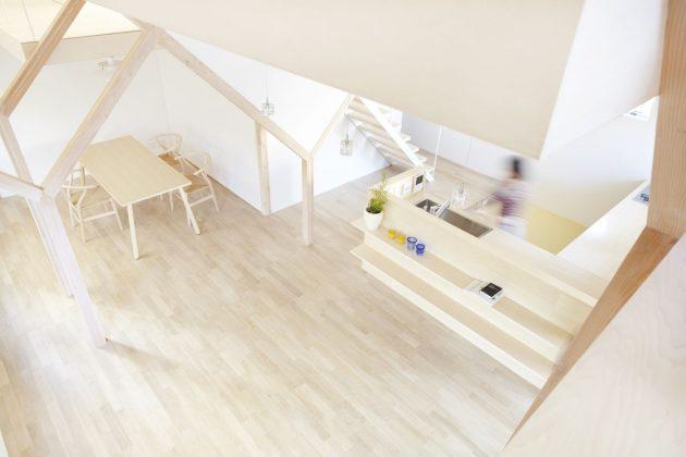 House H by Hiroyuki Shinozaki Architects in Chiba, Japan