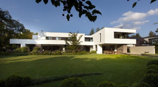 House L by Stephan Maria Lang in Munich, Germany