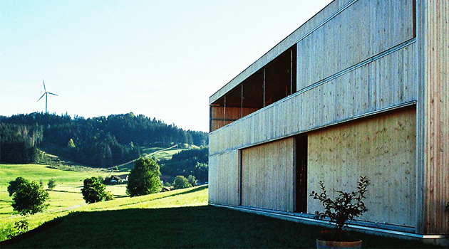House S by Becker Architekten – A Low Energy Home in Bavaria