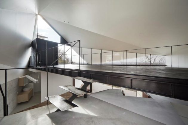 K House by D.I.G Architects in Nagoya City, Japan