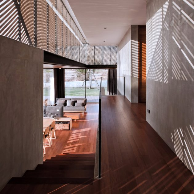 KA House by IDIN Architects in Pak Chong, Thailand