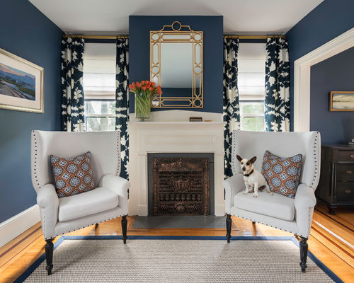 8 Paint Colors for a Moody Room
