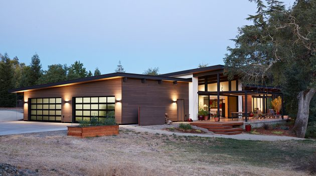 Sacramento New Residence by Klopf Architecture in California, USA