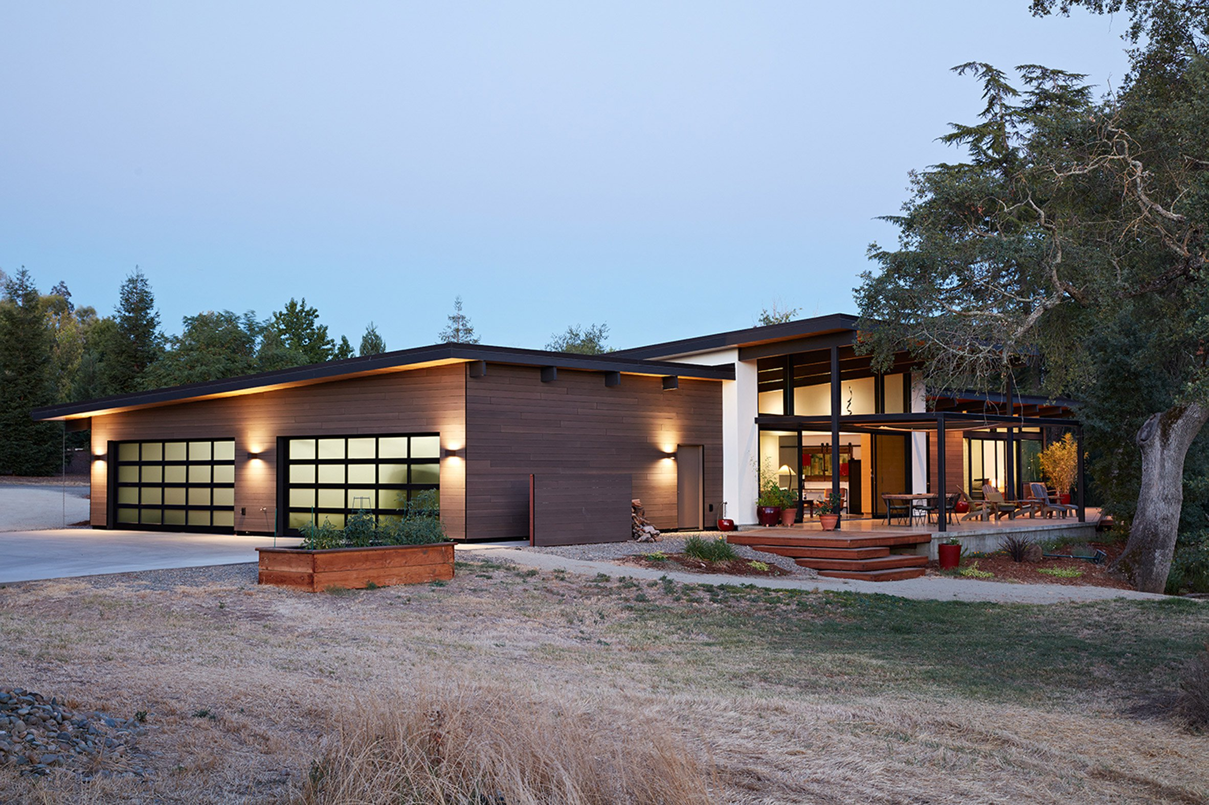 Sacramento new residence by klopf architecture in - Residence calistoga strening architects californie ...