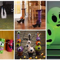19 Kid-Friendly DIY Halloween Projects That Are Inexpensive & Super Easy