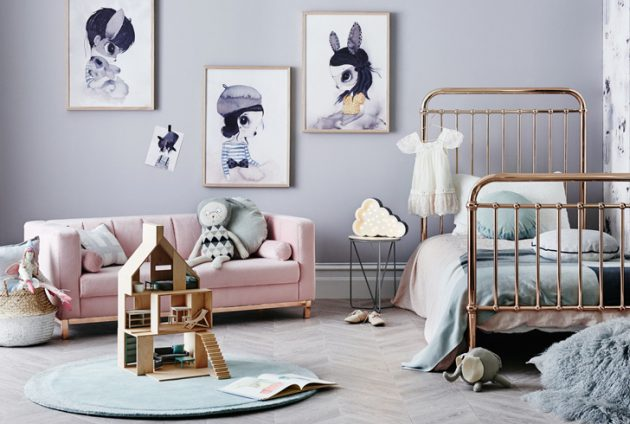 17 Marvelous Pastel Interior Designs That Are Worth Seeing