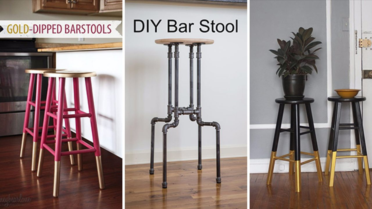 Marvelous 15 Amazing Diy Bar Stool Ideas You Should Check Out Right Now Frankydiablos Diy Chair Ideas Frankydiabloscom