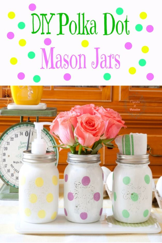 15 Delightful Mason Jar Crafts You Should Make This Fall