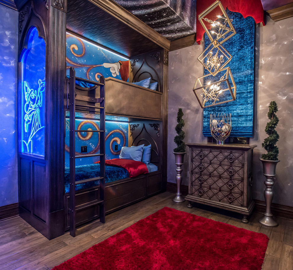 15 Enchanting Mediterranean Kids' Room Designs You'll Want Your Kids To Grow Up In