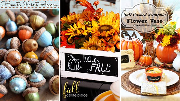 15 Lovely DIY Decor Ideas You Should Make For Your Home This Fall