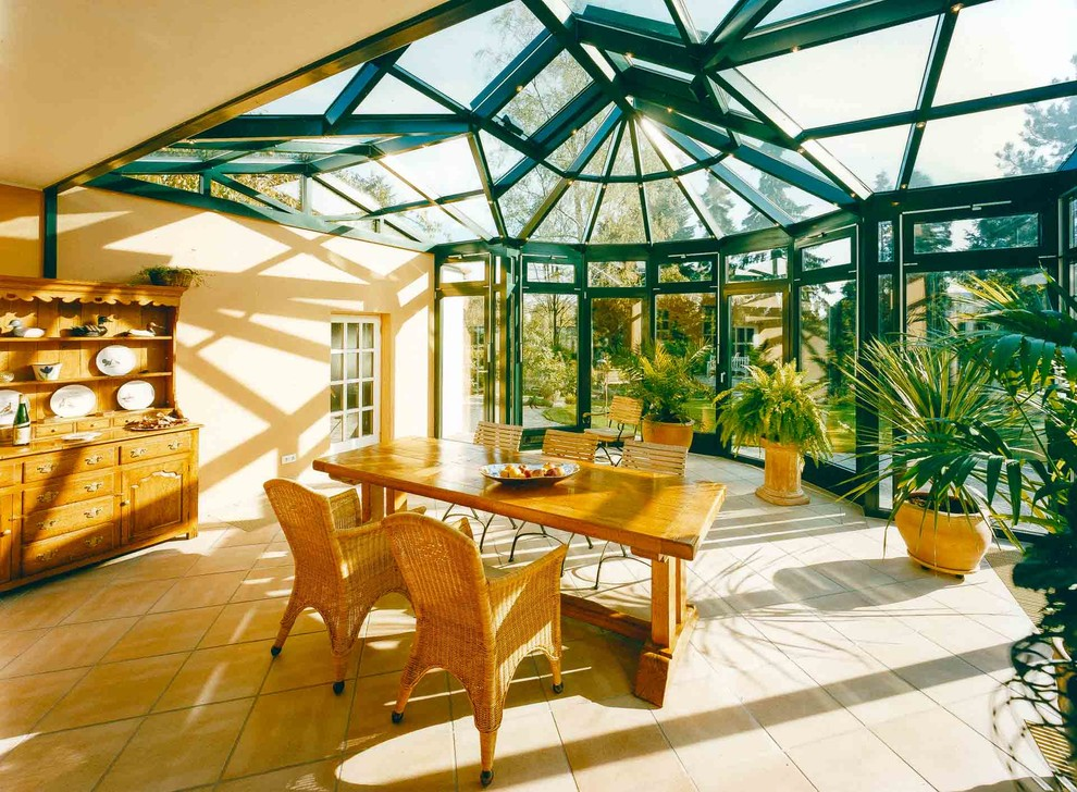 15 Outstanding Mediterranean Sunroom Ideas You Need To See