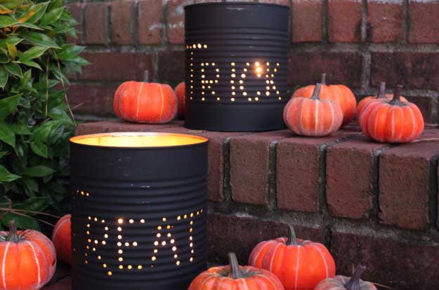 15 Spooky Last Minute DIY Halloween Decorations You Must See