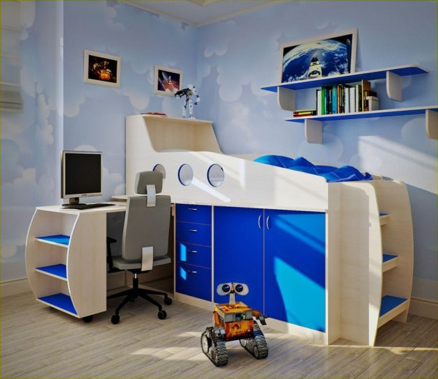 19 Stunning Childs Room Design Ideas Affordable For Everyone