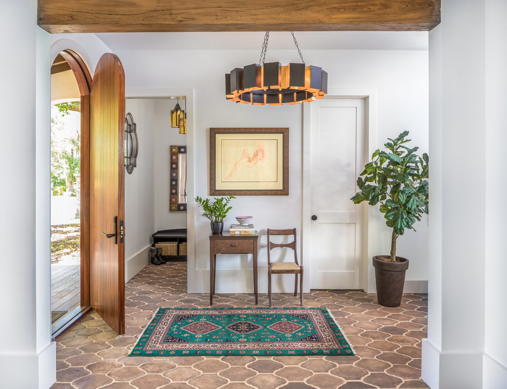 16 Neat Mediterranean Entryhall Designs Youll Want To Be Greeted By