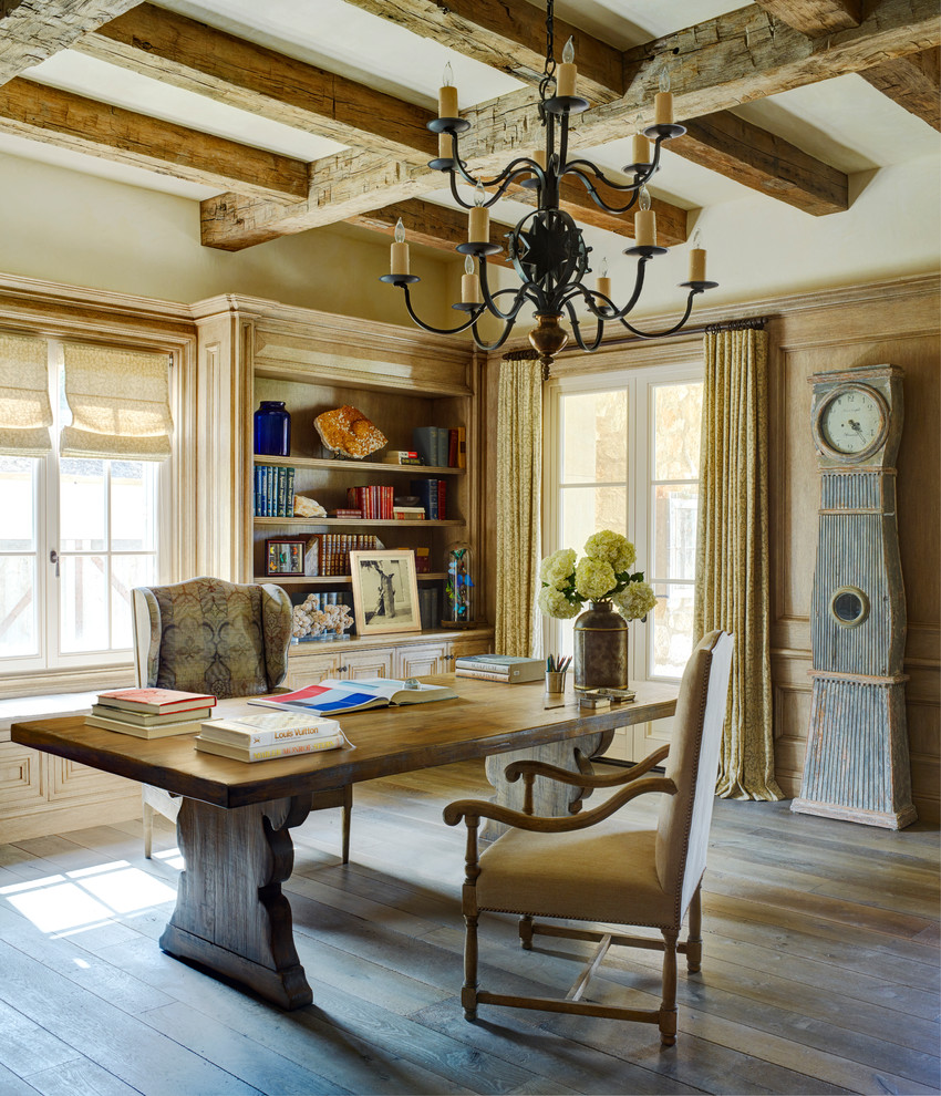 16 Stunning Mediterranean Home Office Designs That Will Inspire You