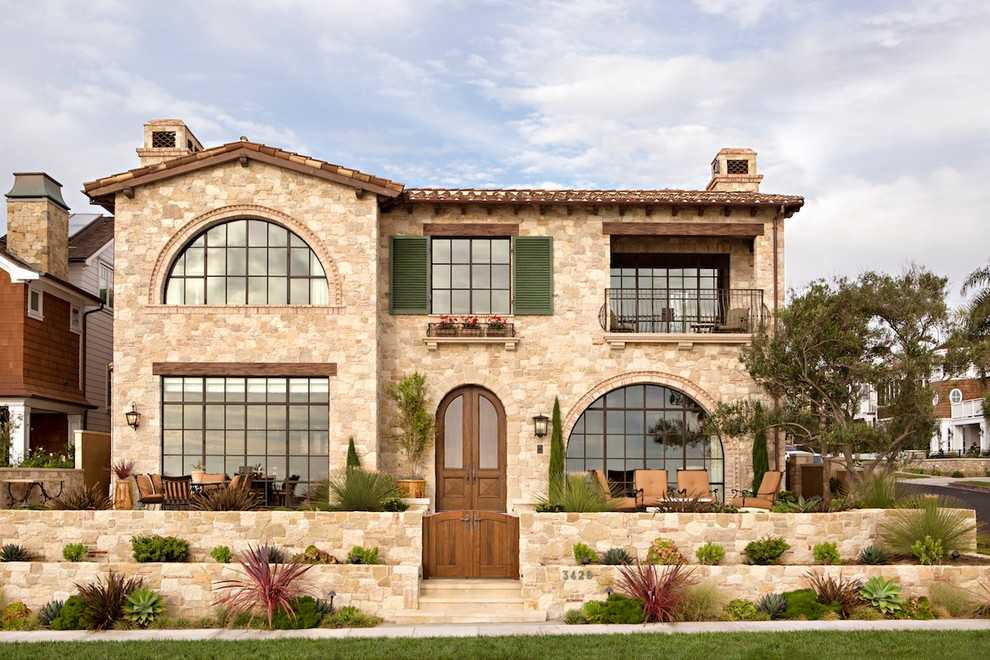 17 Glorious Mediterranean Exterior Designs That Will Take Your Breath Away