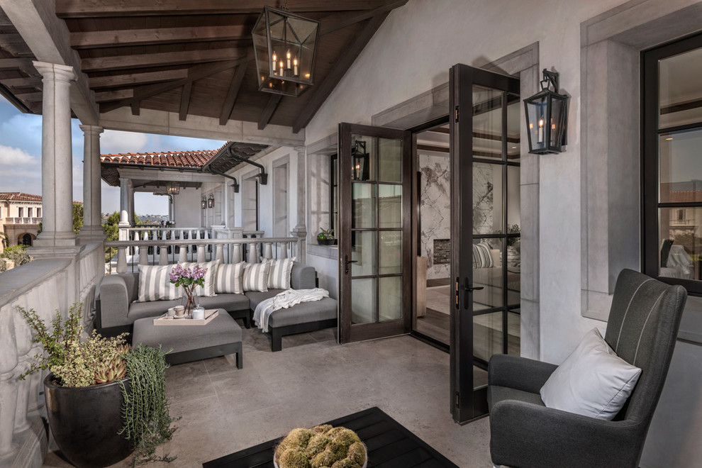 18 Stunning Mediterranean Balcony Designs You'll Want To Experience
