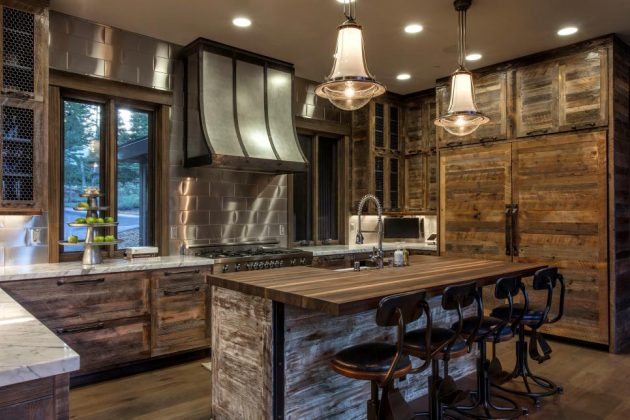 40 Rustic Kitchen Designs To Bring Country Life Designbump: 19 Marvelous Rustic Kitchen Designs That Will Attract Your