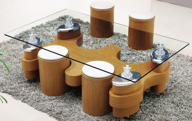 18 Incredible Club Table Designs For All Tastes