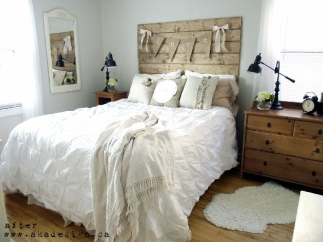 18 Inspirational DIY Headboard Ideas That You Need To See