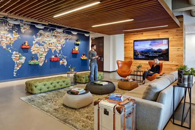 Office ideas work amazing Cubicle Architecture Art Designs 21 Most Amazing Office Ideas Where Everyone Will Want To Work