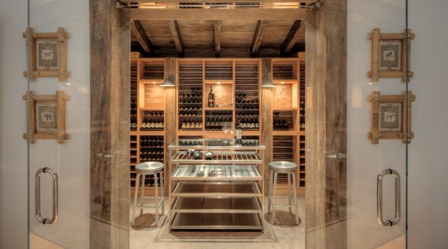 20 Absolutely Glorious Mediterranean Wine Cellar Designs You'll Go Crazy For