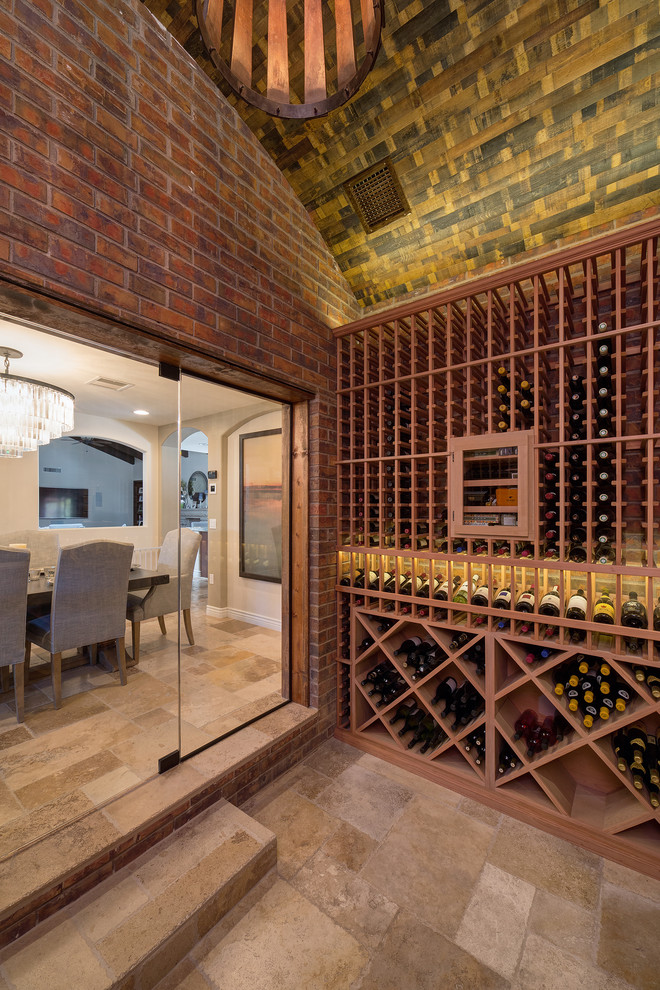 20 absolutely glorious mediterranean wine cellar designs Cellar designs