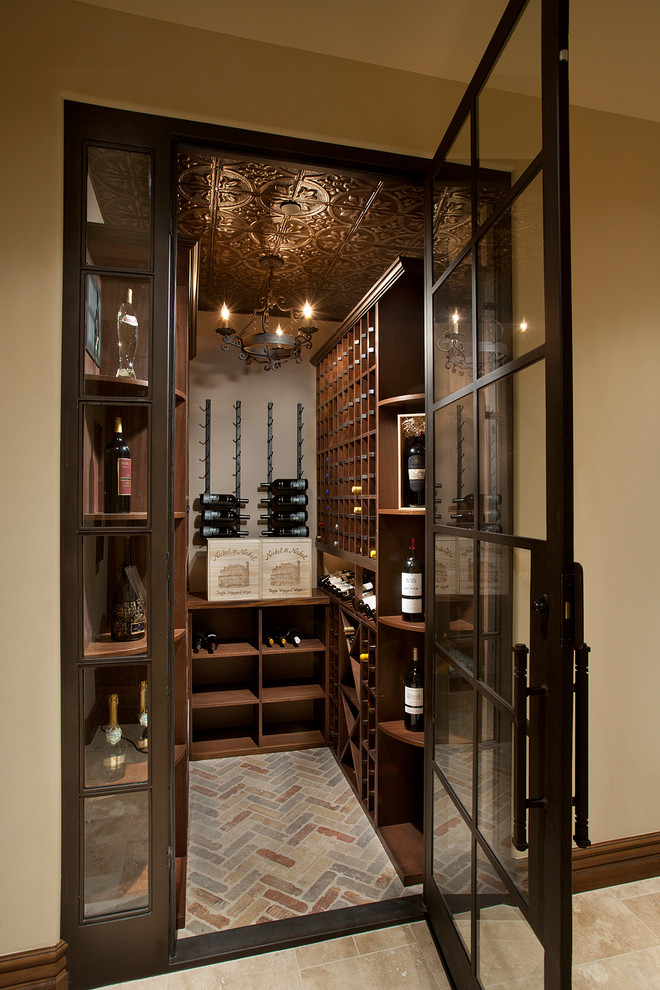 20 absolutely glorious mediterranean wine cellar designs - Small wine cellar ideas ...