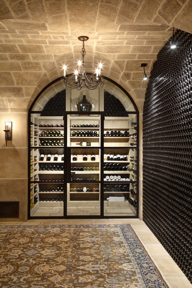 20 absolutely glorious mediterranean wine cellar designs for Wine cellar design ideas