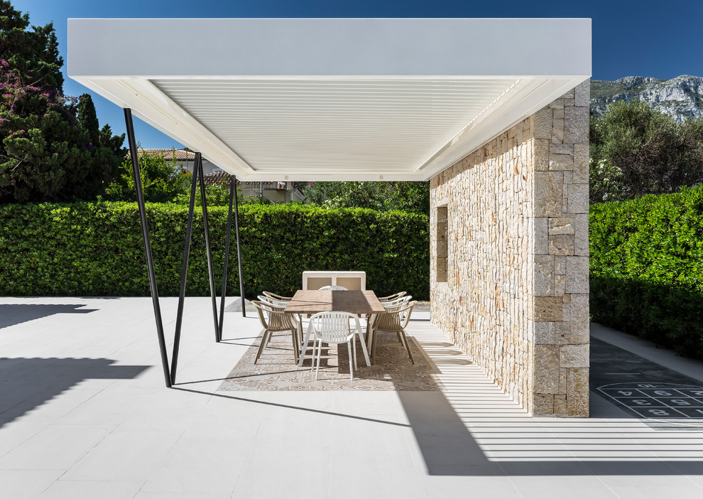 20 Sensational Mediterranean Patio Designs Youll Fall In Love With