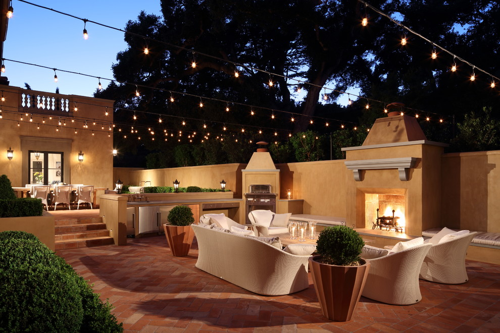 20 Sensational Mediterranean Patio Designs You Ll Fall In