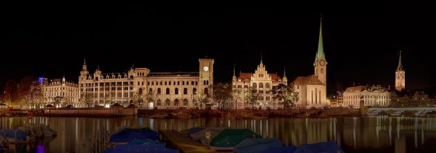 5 Times Light Transformed Architecture At Night