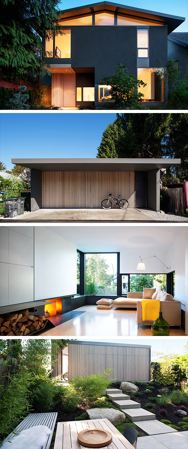 430 House by DArcy Jones Architecture in Vancouver, Canada